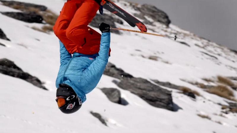 Snowskeeting