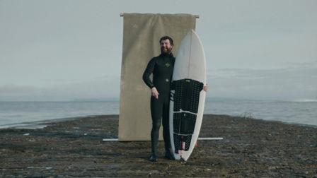 A Thurso surfer has #ALifeInterrupted
