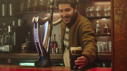 Missing Link Films' new Director Megan Maczko shoots Guinness spot for R/GA