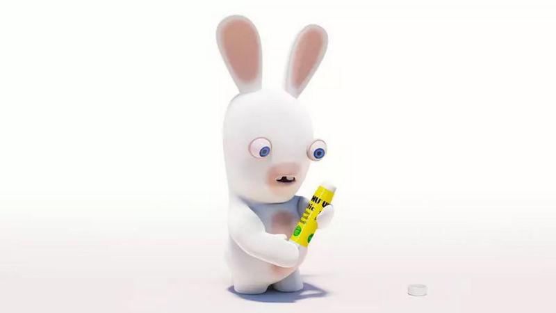 Ubisoft Raving Rabbits