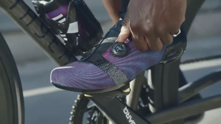 Get to grips with Rapha's new pro team footwear campaign