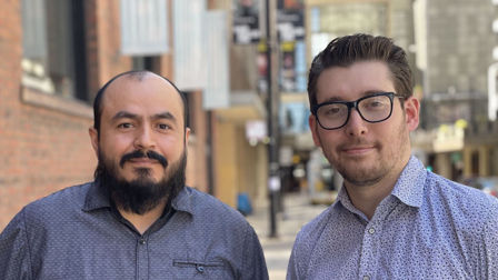 Optimus promotes Luis Mayorga to animation director and Tyler Nelson to creative director