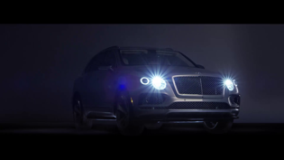Bentley - Bentayga Styling Specification