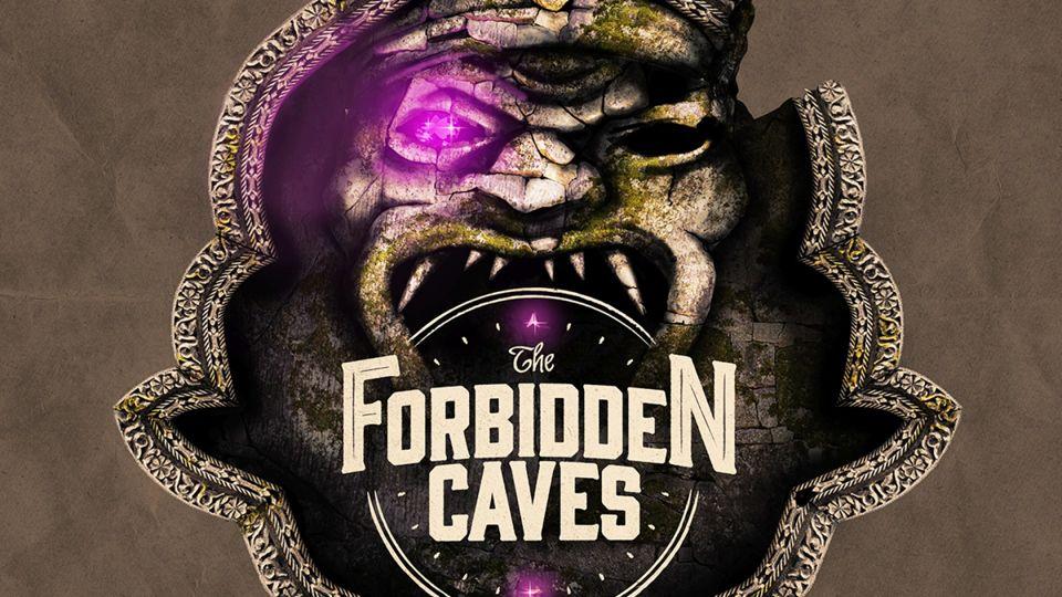 Forbidden Caves