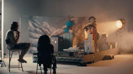 NBA Star Robin Lopez creates Godzilla tribute film