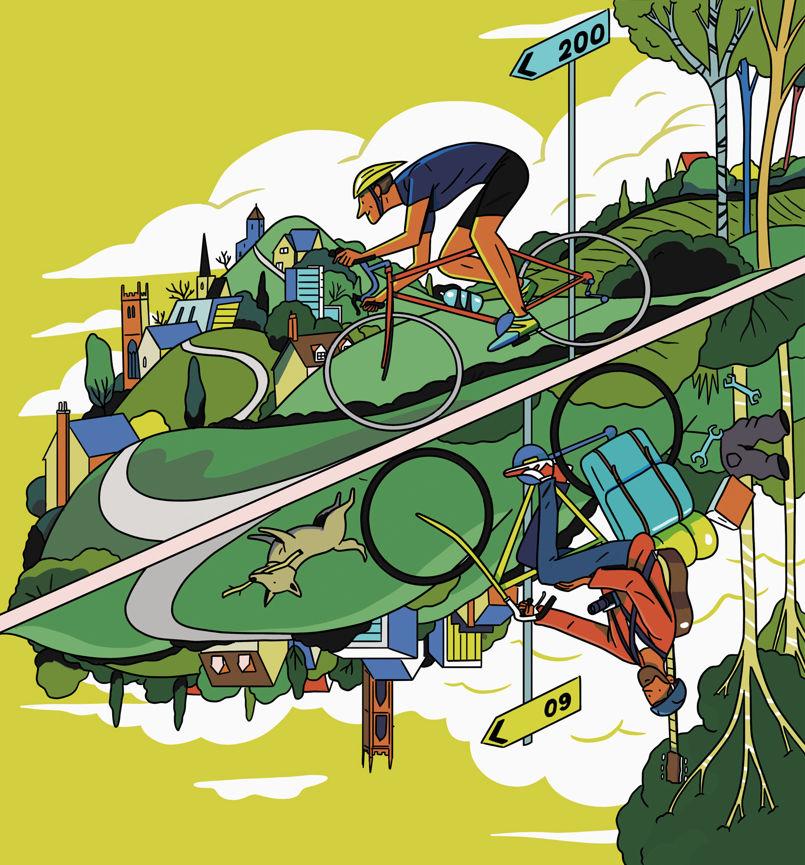 Steve-Scott-Cycling-Plus-High-Minded-Jellylondon-Illustration