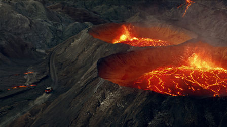 Audi China's volcanic spot erupts to the power of 8