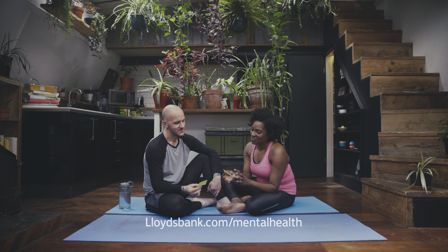 Lloyds Bank is By Your Side with Mental Health UK