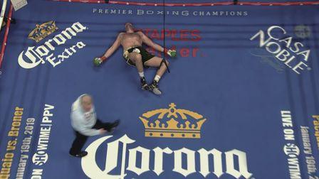 Tyson Fury's toughest opponent