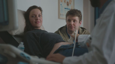 Pregnancy scan turns into train wreck in hilarious DNB spot