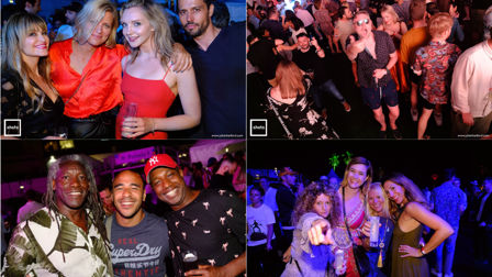 shots Cannes Party pictures