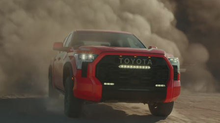 Toyota Tundra is born from invincible