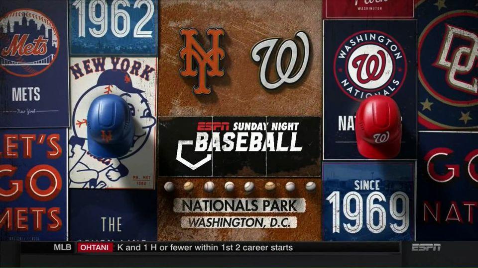 MLB - Sunday Night Baseball