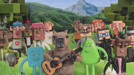 A Cricket Wireless singalong funtime song