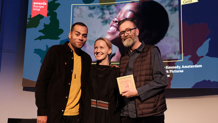 shots Awards Europe 2019 winners; The Work