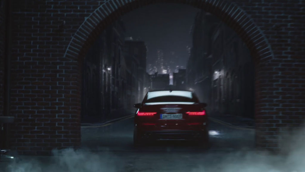 Audi shows its split personality in Jekyll & Hyde spot