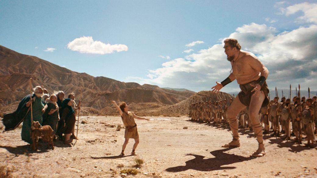 David & Goliath (The Prequel)