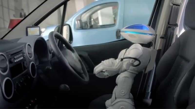 Robot - Traffic