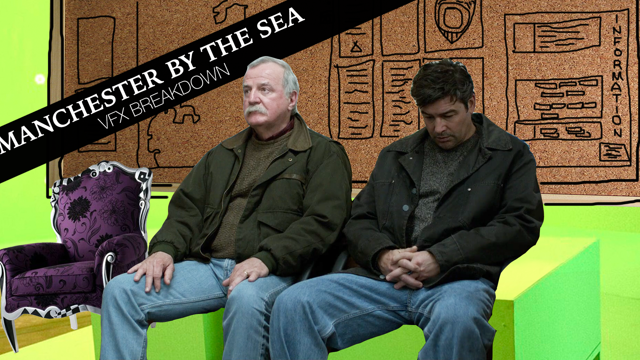 Manchester By The Sea - VFX Breakdown