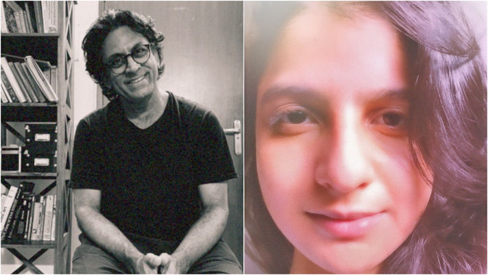 Creative Correspondence... with Ram Madhvani and Tanvi Gandhi
