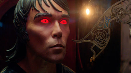 Ian Brown channels Zoltar in his new music video