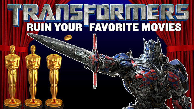Transformers Ruin Movies