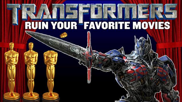 Transformers Ruin Movies