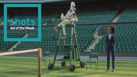 The official write-up of the official tennis of Sipsmith Gin
