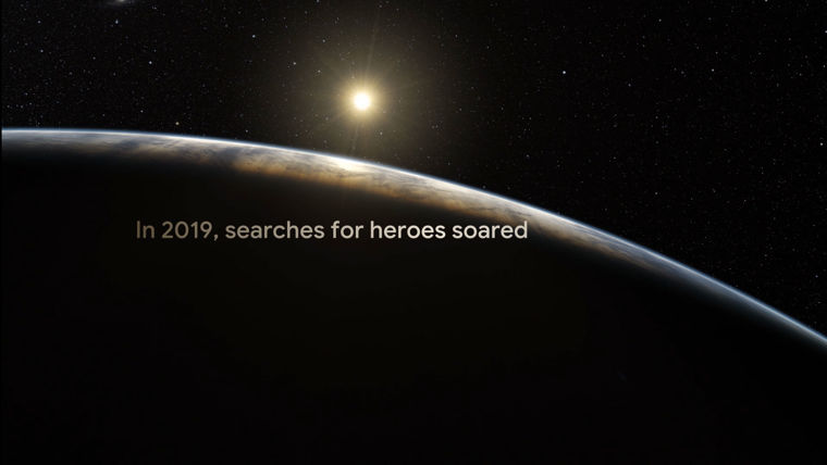 Year In Search 2019