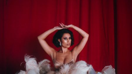 Sophia Ray directs Call On Me music video for RAYE