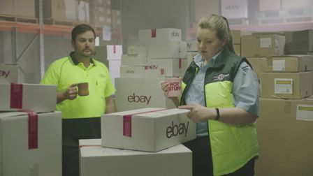 Posties probe the private world of shoppers
