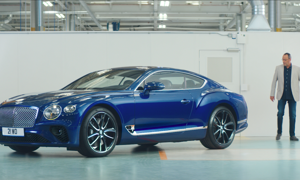 Bentley Continental GT - Exclusive VIP Preview