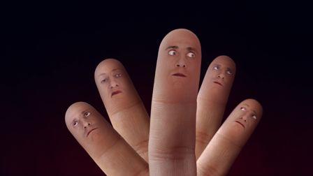 Finger lookin' good