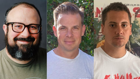 Cartel bolsters editorial roster with trio of signings