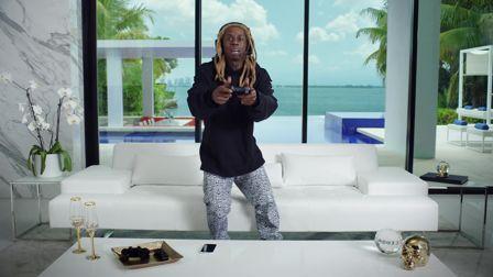 Lil Wayne goes full Leeroy Jenkins for John Wick director
