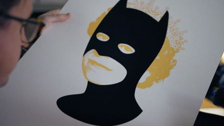 Heath Kane talks art, masks and Batman
