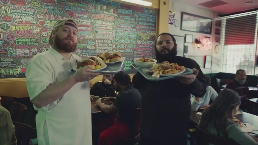 Uber Eats' Randy Watkins is the 'sage of the streets' in new campaign