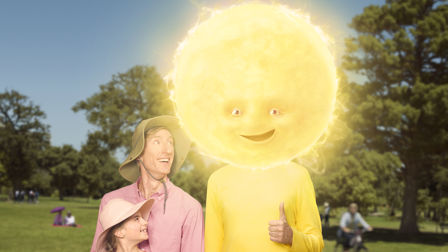 FCB Inferno create 'mr. sun' for Nivea to educate and entertain on sun safety