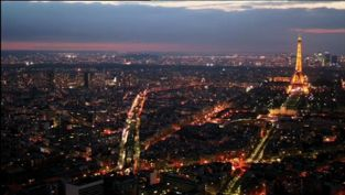 'Paris' Planet Europe