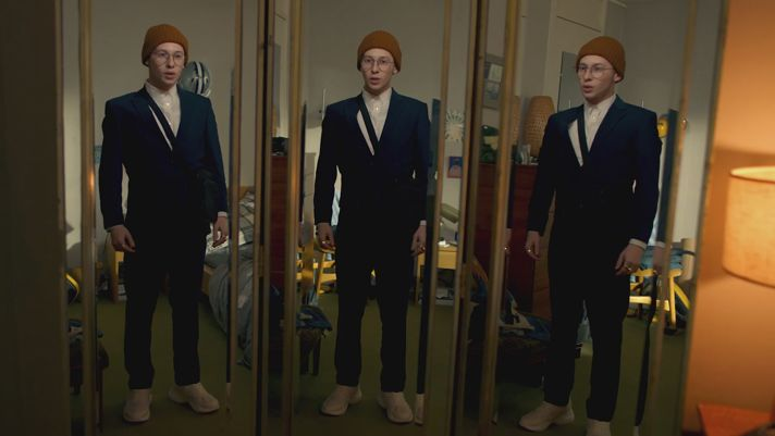 Mark Romanek suits up for H&M