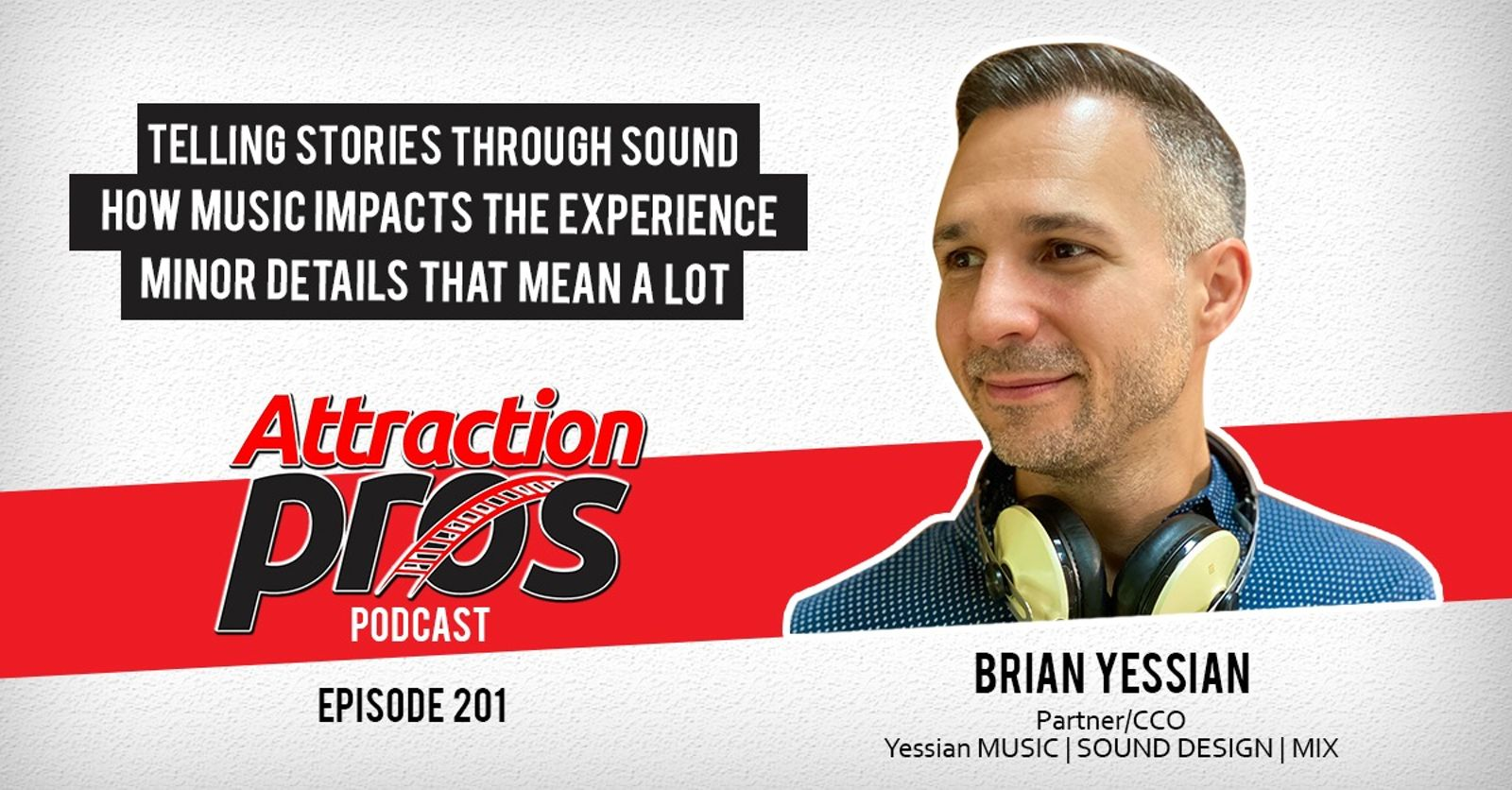 New Feature in the Attraction Pros Podcast