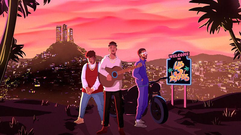 Spotify - Las Tres Torres