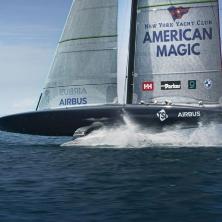 How to shoot a sailing race