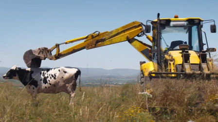 Droga5 makes work for idle machinery