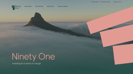 Investec Asset Management unveils global relaunch as Ninety One