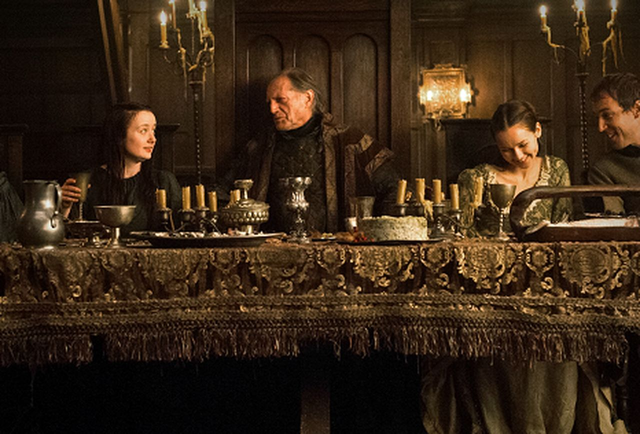 What Season Is The Red Wedding.Game Of Thrones Director Talks The Red Wedding Shots