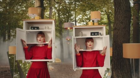 Argos is fashion forward in new autumnal spot