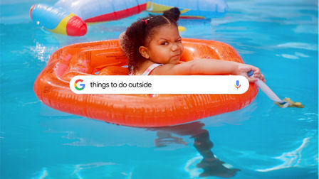Google launches a search party