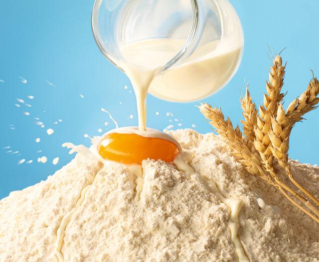 Flour & Milk