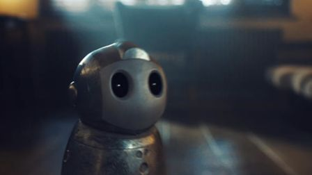 A doleful droid steals our hearts